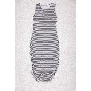 Bar III Striped Tank Dress